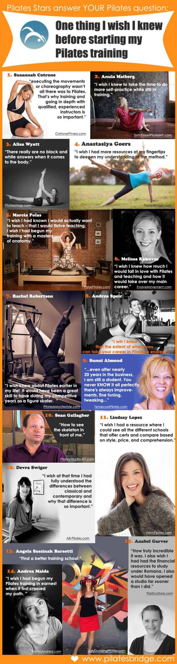 Pilates teacher Training Advice