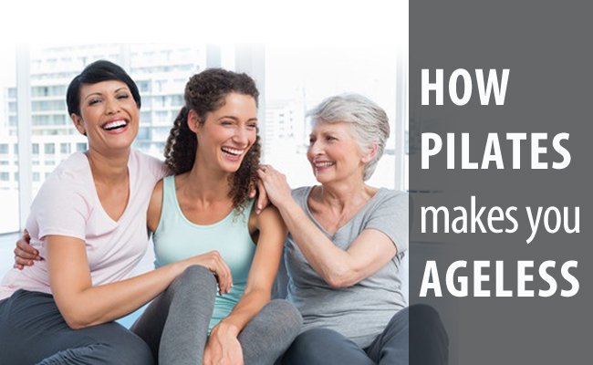 age-defying benefits of pilates