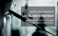seo strategy guide and worksheet