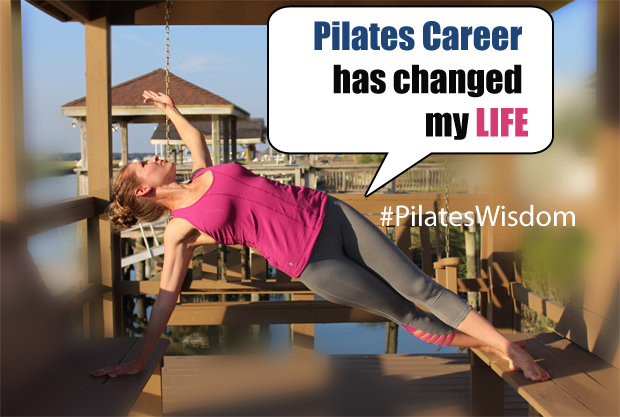 pilates career