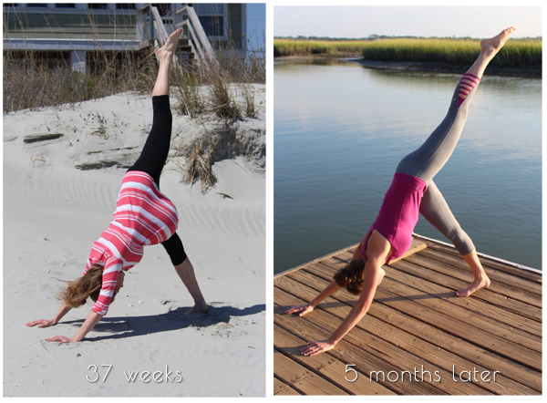 Twin pregnancy #2 and 5 months later
