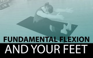 fundamental flexion and your feet