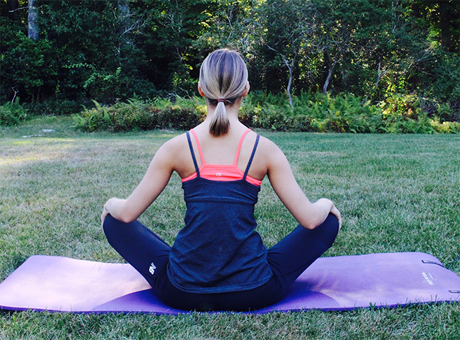healing lyme with pilates