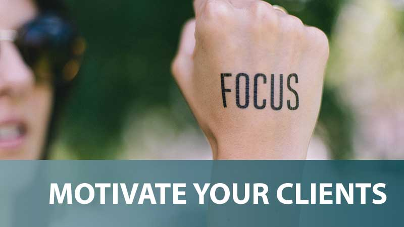 motivate clients to take virtual pilates classes
