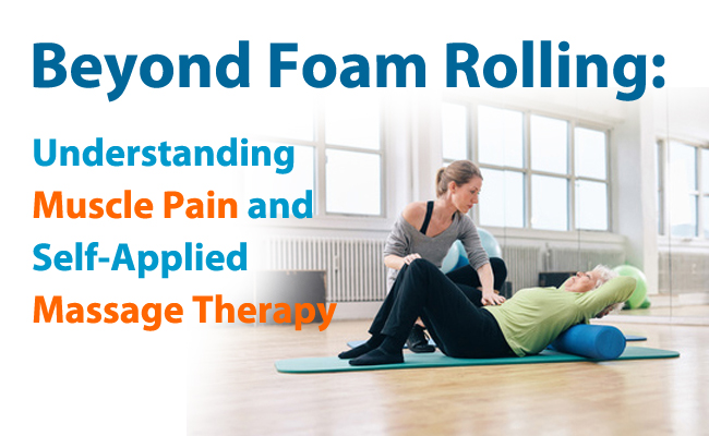 self massage for trigger point release