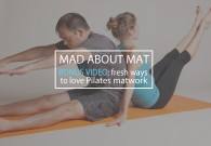 new pilates mat workout ideas