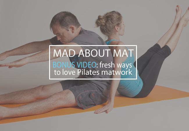 new pilates mat workout ideas