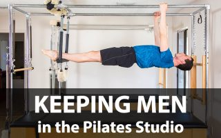 teaching Pilates to men