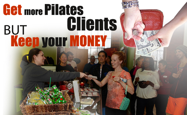 free pilates marketing