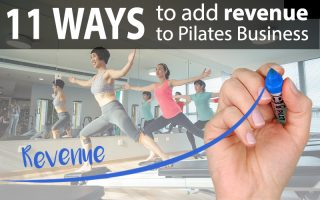 How to add revenue to your pilates studio