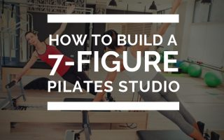 how to build a profitable pilates studio