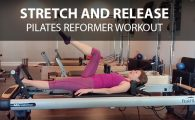 pilates reformer video