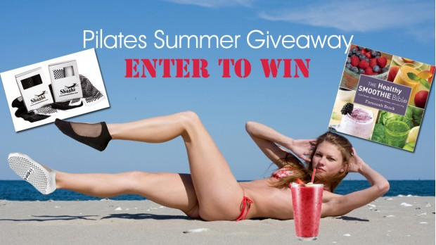 summer Pilates giveaway