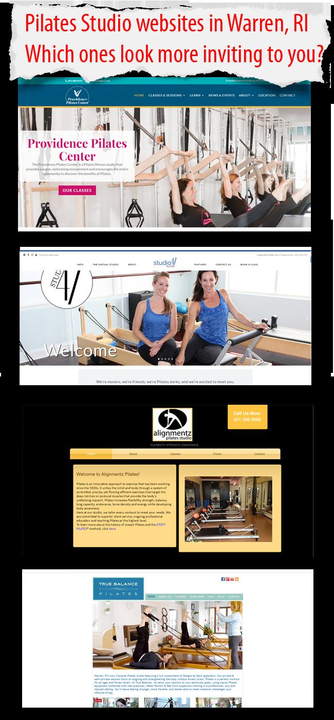 warren pilates competition